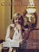Opera News Magazine August 1, 1985 Magazine