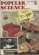 Popular Science December 1949 Magazine