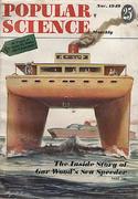 Popular Science November 1949 Magazine