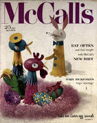 McCall's Magazine April 1954 Magazine