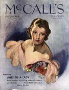 McCall's Magazine September 1934 Magazine