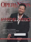 Opera News Magazine December 1, 2004 Magazine