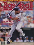Baseball Today March 1989 Magazine