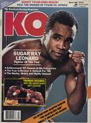 KO Magazine March 1988 Magazine