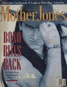 Mother Jones Magazine May 1989 Magazine