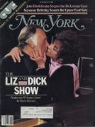 New York Magazine May 9, 1983 Magazine