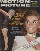 Motion Picture Magazine February 1972 Magazine