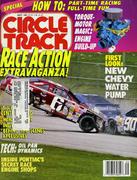 Circle Track Magazine September 1991 Magazine
