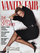 Vanity Fair Magazine September 1986 Magazine
