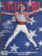 Vanity Fair Magazine July 1986 Magazine