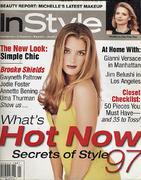 In Style Magazine January 1997 Magazine