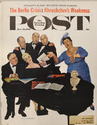 The Saturday Evening Post December 16, 1961 Magazine