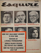 Esquire April 1, 1965 Magazine