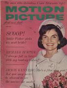 Motion Picture Magazine July 1962 Magazine