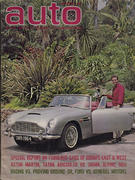 Auto and Motor Sport Illustrated Magazine September 1964 Magazine