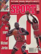 Sport Magazine December 1993 Magazine