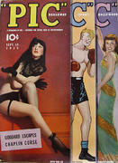 Pic Magazine September 19, 1939 Magazine