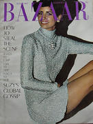 Harper's Bazaar November 1967 Magazine