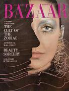 Harper's Bazaar October 1968 Magazine
