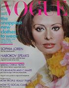 Vogue Magazine April 15, 1972 Magazine