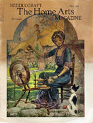Needlecraft: The Home Arts Magazine May 1934 Magazine