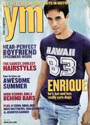 Young & Modern Magazine May 2002 Magazine