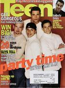 Teen Magazine December 1999 Magazine