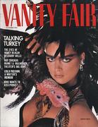 Vanity Fair Magazine November 1984 Magazine