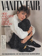 Vanity Fair Magazine February 1985 Magazine
