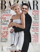 Harper's Bazaar August 1998 Magazine