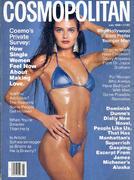 Cosmopolitan Magazine July 1988 Magazine
