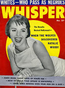 Whisper Magazine December 1957 Magazine