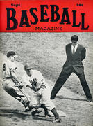 Baseball Magazine September 1941 Magazine