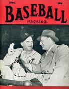 Baseball Magazine December 1945 Magazine