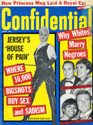 Confidential Magazine April 1966 Magazine