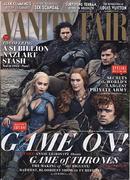 Vanity Fair Magazine April 2014 Magazine