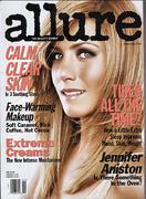 Allure Magazine February 2004 Magazine