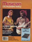 International Musician Magazine December 1980 Magazine