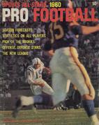 Sports All Stars Pro Football Magazine