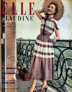 Elle Claudine Magazine June 22, 1948 Magazine