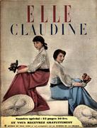 Elle Claudine Magazine May 25, 1948 Magazine