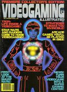 Videogaming Illustrated Magazine August 1982 Magazine