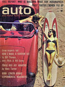Auto and Motor Sport Illustrated Magazine May 1964 Magazine
