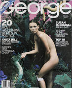 George Magazine 20 Fascinating Women September 1997 Magazine