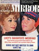 TV Mirror Radio Magazine August 1971 Magazine