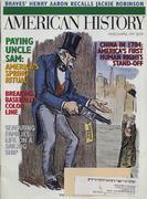 American History Magazine March 1997 Magazine
