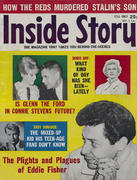 Inside Story Magazine September 1962 Magazine