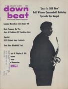Down Beat Magazine January 8, 1970 Magazine