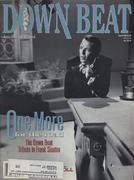 Down Beat Magazine August 1998 Magazine