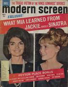 Modern Screen Magazine November 1965 Magazine